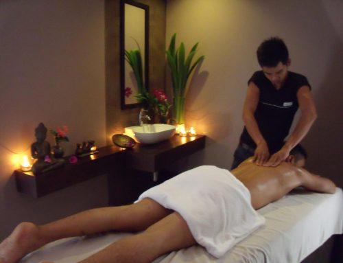 Propiedades de los aceites esenciales para masajes