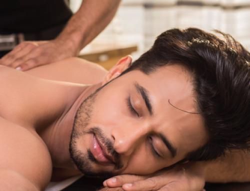 Masaje gay erótico en hotel de Madrid